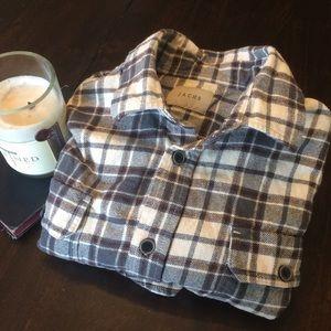 Jachs Flannel long sleeve shirt